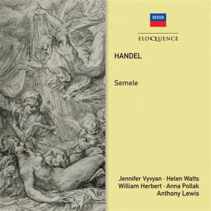 Georg Friedrich Handel - Semele (2 Cd)