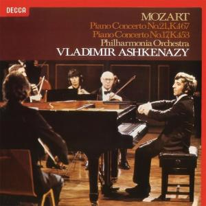 Wolfgang Amadeus Mozart - Piano Concertos Nos. 17 & 21