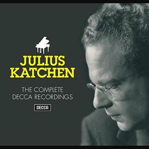 Julius Katchen - The Complete Decca Rec.Ltd (35 Cd)