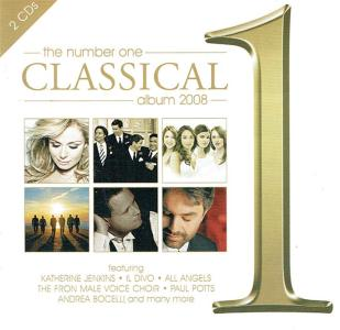 Number One Classical Album 2008 (The) (2 Cd)
