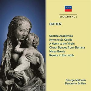 Benjamin Britten - Choral Works