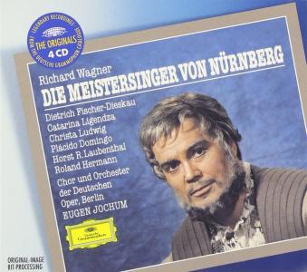 Richard Wagner - Die Meistersinger Von Nurnberg (4 Cd)