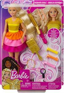 Mattel GBK24 - Barbie - Ricci Perfetti