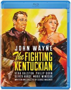 Fighting Kentuckian [Edizione in lingua inglese]