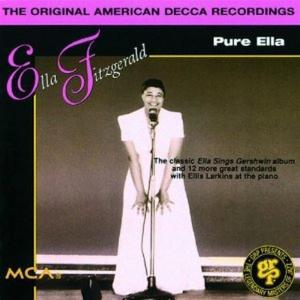 Ella Fitzgerald - Pure Ella