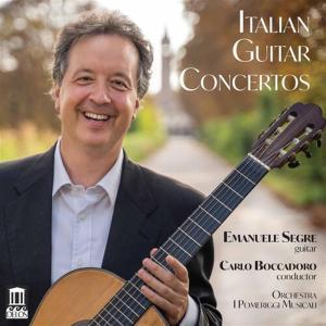 Italian Guitar Concertos / Various