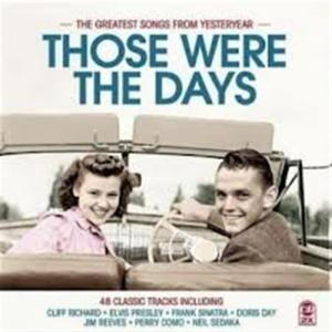 Those Were The Days / Various (2 Cd)