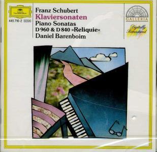 Franz Schubert - Piano Sonatas
