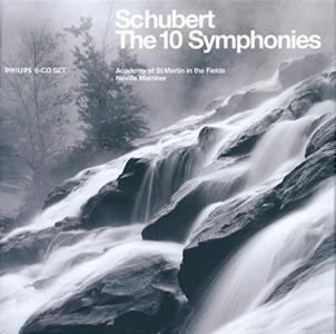 Marriner / Academy St Mart - Complete Symphonies