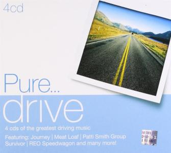 Pure Drive / Various (4 Cd)