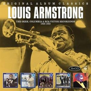 Louis Armstrong - Original Album Classics (5 Cd)