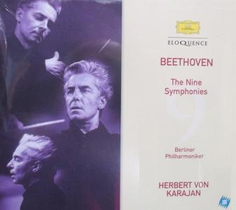 Ludwig Van Beethoven - 9 Symphony (5 Cd)