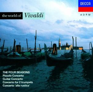 Antonio Vivaldi - World Of Vivaldi