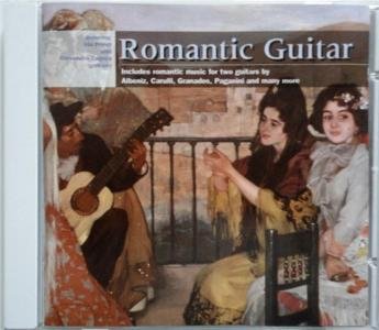 Ferdinando Carulli And Nicolo' Paganini - Romantic Guitar