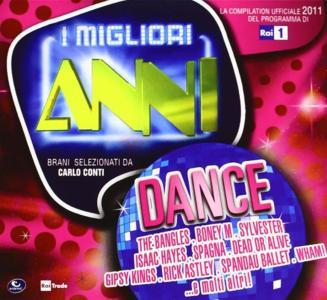 Migliori Anni (I) - Dance (3 Cd)