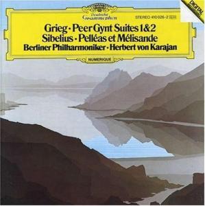 Karajan - Peer Gynt Suites