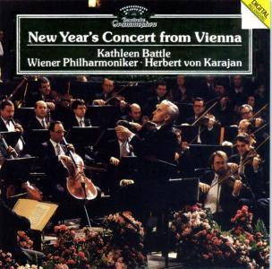 Johann I Strauss And Johann II Strauss - New Year'S Concert From Vienna