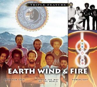 Earth, Wind & Fire - Triple Feature (3 Cd)