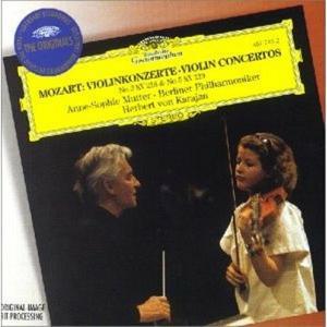 Wolfgang Amadeus Mozart - Violin Concertos