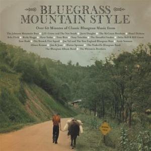 Bluegrass Mountain Style / Various