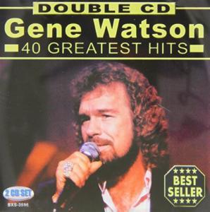 Gene Watson - 40 Greatest Hits (2 Cd)