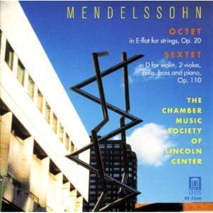 Felix Mendelssohn - Sestetto Per Piano Op.110, Ottetto Op.20