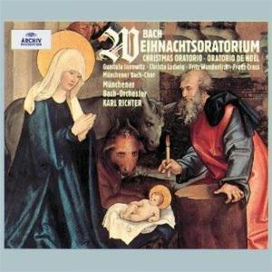 Johann Sebastian Bach - Oratorio Natale (3 Cd)