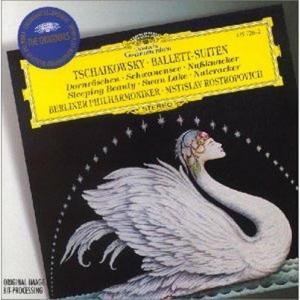 Tchaikovsky: Ballet Suites (1 CD Audio)