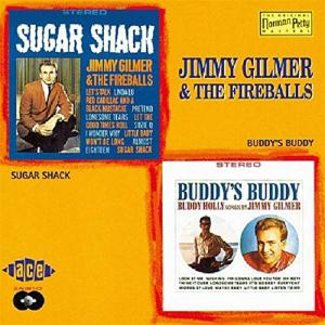 Jimmy Gilmer & The Fireballs - Sugar Shack / Buddy's Buddy