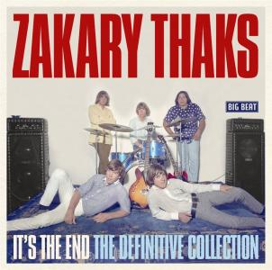 Zakary Thaks - It's The End: The Definitive Collection