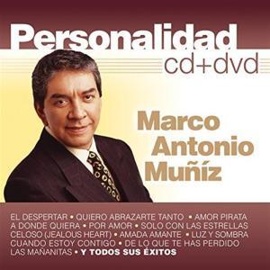 Marco Antonio Muniz - Personalidad (Cd+Dvd)