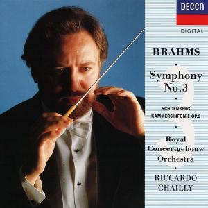 Johannes Brahms - Symphony No.3 Op 90 In Fa (1883)