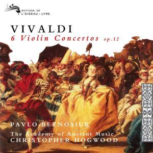 Antonio Vivaldi - Violin Concertos, Op 12