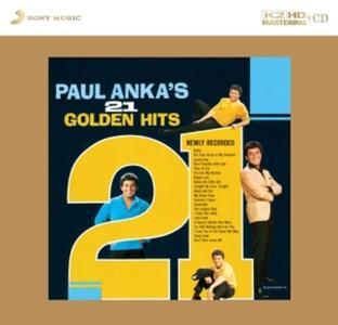Paul Anka - 21 Golden Hits