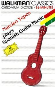Narciso Yepes - Plays Spanish Guitar Music