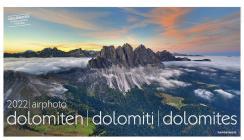 Dolomiti Airphoto. Calendario 2022. Ediz. Multilingue