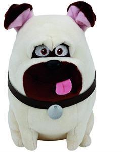 Ty - Pets - Vita Da Animali - Peluche 20 Cm - Mel