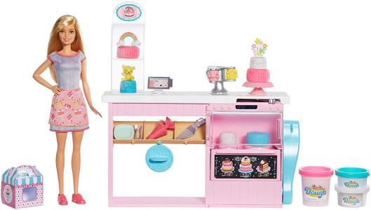 Mattel: Barbie - Pasticceria