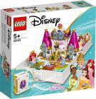 L'avventura Fiabesca Di Ariel, Belle, Cenerentola E Tia (43193-disney Princess)