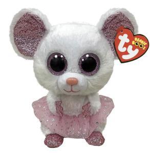 Ty: Beanie Boos - Nina (Peluche 15 Cm)