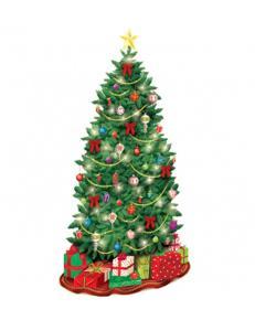 Witbaard: Scene Setter Add-On Christmas Tree 165 X 85 Cm