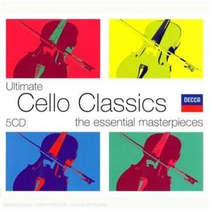 Ultimate Cello Classics: The Essential Masterpieces (5 Cd)