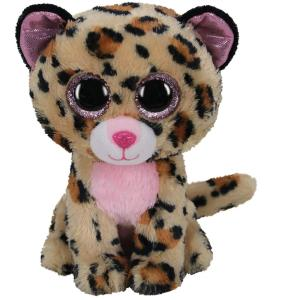 Ty: Beanie Boos - Livvie (Peluche 15 Cm)
