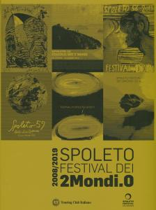 Spoleto Festival dei 2Mondi.0. 2008-2019