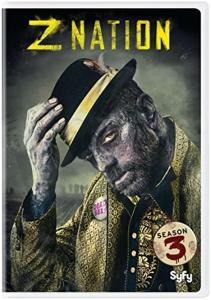 Z Nation: Season 3 (3 Dvd) [Edizione in lingua inglese]