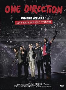 One Direction - Where We Are Live From San Siro Stadium