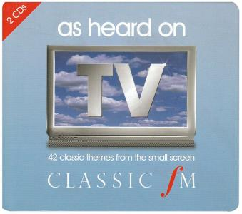 As Heard On Tv: 42 Classic Themes From The Small Screen / Various (2 Cd)