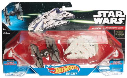 Mattel CGW95 - Hot Wheels - Star Wars - 2 Pack Ep7 Vs2