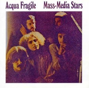 Mass Media Stars (1 Vinile)