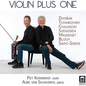 Piet Koornhof / Albie Van Schalkwyck - Violin Plus One
